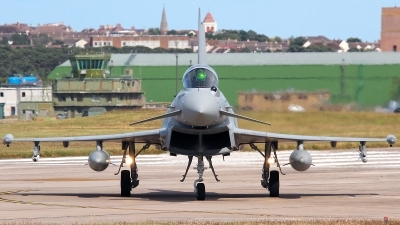 Photo ID 165034 by Ruben Galindo. UK Air Force Eurofighter Typhoon FGR4, ZK334