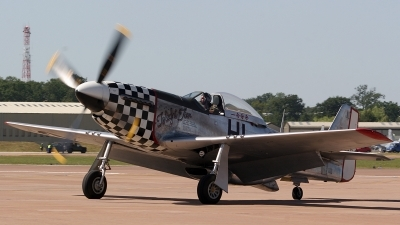 Photo ID 165228 by Chris Hauser. Private Private North American P 51D Mustang, G CBNM
