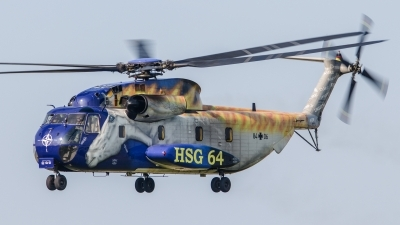 Photo ID 165218 by Luca Neggers. Germany Air Force Sikorsky CH 53G S 65, 84 06