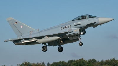 Photo ID 165420 by Rainer Mueller. Germany Air Force Eurofighter EF 2000 Typhoon S, 30 57