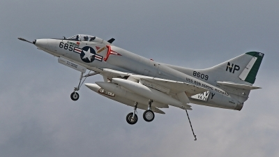 Photo ID 165408 by David F. Brown. Private Warbirds Heritage Foundation Douglas A 4C Skyhawk, N49WH
