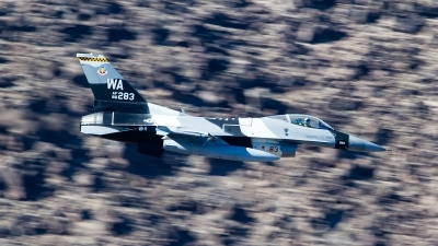 Photo ID 165680 by Alfred Koning. USA Air Force General Dynamics F 16C Fighting Falcon, 86 0283