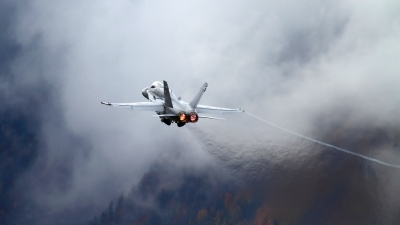 Photo ID 165595 by Agata Maria Weksej. Switzerland Air Force McDonnell Douglas F A 18C Hornet, J 5016