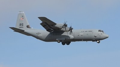 Photo ID 165590 by Fernando Sousa. USA Air Force Lockheed Martin C 130J 30 Hercules L 382, 08 8605