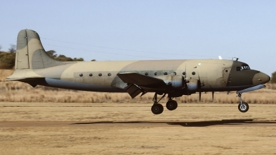 Photo ID 165578 by Chris Lofting. South Africa Air Force Douglas DC 4 1009, 6904