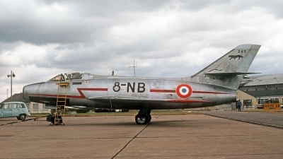 Photo ID 165611 by Eric Tammer. France Air Force Dassault Mystere IVA, 245