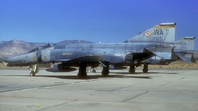 Photo ID 165628 by Rainer Mueller. USA Air Force McDonnell Douglas QF 4G Phantom II, 69 0265
