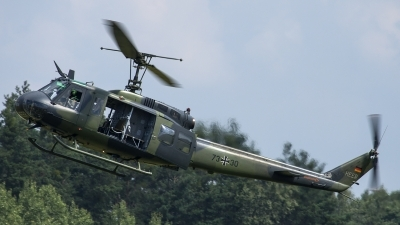Photo ID 165662 by Thomas Ziegler - Aviation-Media. Germany Army Bell UH 1D Iroquois 205, 73 30