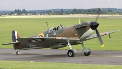 Photo ID 165682 by Chris Hauser. Private Private Supermarine 300 Spitfire Mk1A, G CGUK