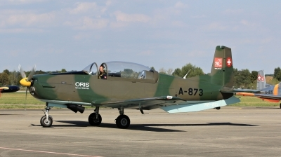 Photo ID 165691 by Milos Ruza. Private P 3 Flyers Pilatus P 3 05, HB RCL