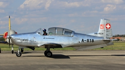 Photo ID 165692 by Milos Ruza. Private P 3 Flyers Pilatus P 3 05, HB RCH