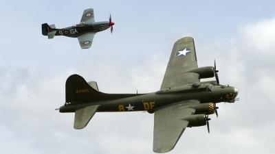 Photo ID 165694 by Joop de Groot. Private B 17 Preservation Ltd Boeing B 17G Flying Fortress 299P, G BEDF