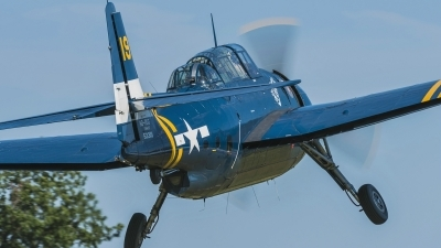 Photo ID 165744 by Martin Thoeni - Powerplanes. Private Association Charlie 039 s Heavy Grumman TBM 3E Avenger, HB RDG