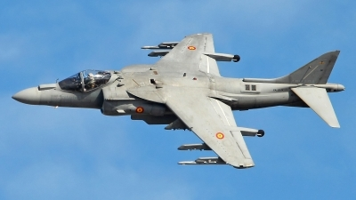 Photo ID 165712 by Ruben Galindo. Spain Navy McDonnell Douglas EAV 8B Harrier II, VA 1B 24
