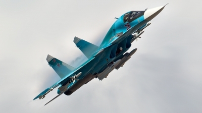 Photo ID 165748 by Sergey Koptsev. Russia Air Force Sukhoi Su 34 Fullback,