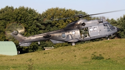 Photo ID 165755 by Mark Broekhans. Netherlands Air Force Aerospatiale AS 532U2 Cougar MkII, S 441