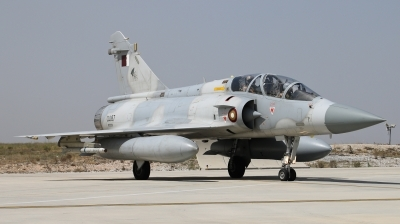Photo ID 165846 by Giampaolo Tonello. Qatar Emiri Air Force Dassault Mirage 2000 5DDA, QA87