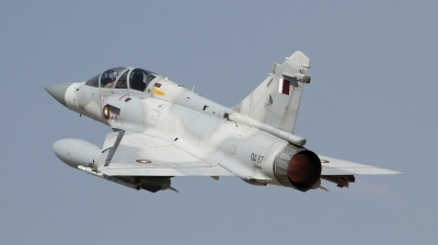 Photo ID 165778 by Giampaolo Tonello. Qatar Emiri Air Force Dassault Mirage 2000 5DDA, QA87