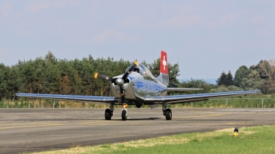 Photo ID 165793 by Milos Ruza. Private P 3 Flyers Pilatus P 3 05, HB RBP