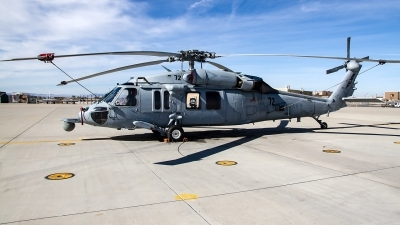Photo ID 165899 by Alfred Koning. USA Navy Sikorsky MH 60S Knighthawk S 70A, 167828