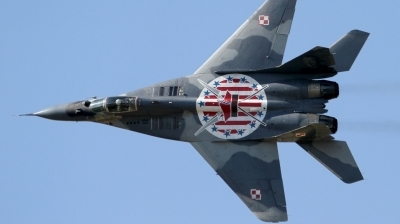 Photo ID 166408 by Mirko Krogmeier. Poland Air Force Mikoyan Gurevich MiG 29A 9 12A, 56