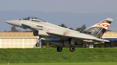 Photo ID 166559 by Christoph Nobs. UK Air Force Eurofighter Typhoon FGR4, ZK343