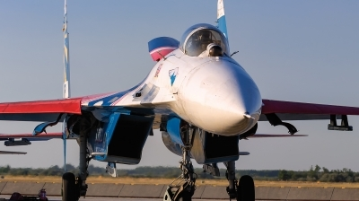 Photo ID 166063 by Sylwia Tylkowska. Russia Air Force Sukhoi Su 27S, 08 BLUE