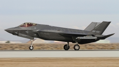 Photo ID 166225 by Paul Newbold. USA Air Force Lockheed Martin F 35A Lightning II, AF 03