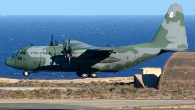 Photo ID 166086 by Alejandro Hernández León. Brazil Air Force Lockheed C 130H Hercules L 382, 2475