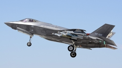 Photo ID 166110 by Mark Munzel. USA Air Force Lockheed Martin F 35A Lightning II, AF 04