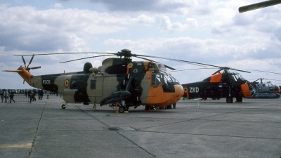 Photo ID 166205 by Walter Van Bel. Belgium Air Force Westland Sea King Mk48, RS05
