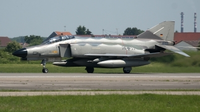 Photo ID 166280 by Jörg Pfeifer. Germany Air Force McDonnell Douglas F 4F Phantom II, 38 33