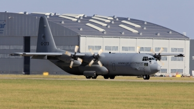 Photo ID 166291 by Milos Ruza. Netherlands Air Force Lockheed C 130H 30 Hercules L 382, G 273