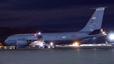Photo ID 166377 by Paul Newbold. USA Air Force Boeing KC 135R Stratotanker 717 148, 57 1440