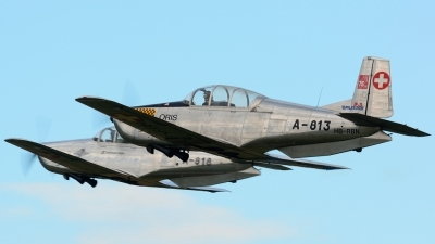 Photo ID 166462 by Sven Zimmermann. Private P 3 Flyers Pilatus P 3 03, HB RBN