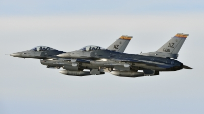 Photo ID 166467 by Herman Posthuma. USA Air Force General Dynamics F 16C Fighting Falcon, 86 0215