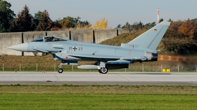 Photo ID 166470 by Sascha. Germany Air Force Eurofighter EF 2000 Typhoon S, 31 37