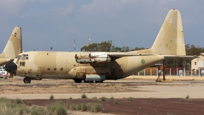 Photo ID 166547 by Chris Lofting. Libya Air Force Lockheed C 130H Hercules L 382, 113