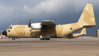Photo ID 166548 by Chris Lofting. Libya Air Force Lockheed C 130H Hercules L 382, 115