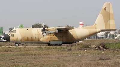 Photo ID 166524 by Chris Lofting. Libya Air Force Lockheed C 130H Hercules L 382, 117