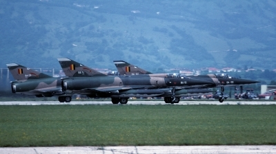 Photo ID 166549 by Sergio Gava. Belgium Air Force Dassault Mirage 5BA, BA13