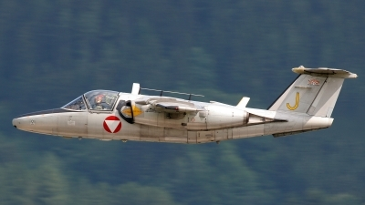 Photo ID 166645 by Chris Hauser. Austria Air Force Saab 105Oe, 1110