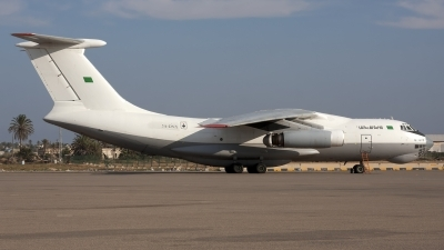 Photo ID 166745 by Chris Lofting. Libya Air Force Ilyushin IL 76TD, 5A DNX