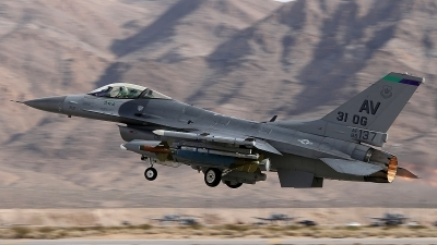 Photo ID 166783 by Paul Newbold. USA Air Force General Dynamics F 16C Fighting Falcon, 89 2137