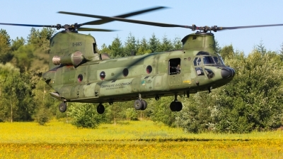 Photo ID 166848 by Jimmy van Drunen. Netherlands Air Force Boeing Vertol CH 47D Chinook, D 665