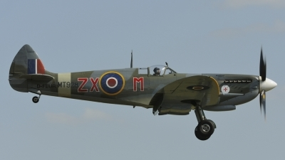 Photo ID 166816 by rinze de vries. Private Meier Motors GmbH Max Alpha Aviation Supermarine 359 Spitfire HF8C, D FEUR