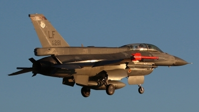 Photo ID 166868 by Ian Nightingale. Singapore Air Force General Dynamics F 16D Fighting Falcon, 94 0281