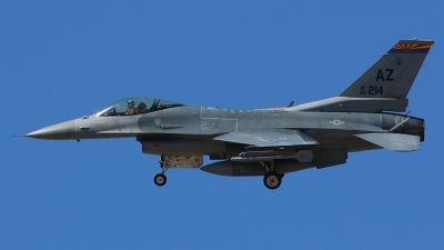 Photo ID 166863 by Ian Nightingale. USA Air Force General Dynamics F 16C Fighting Falcon, 86 0214