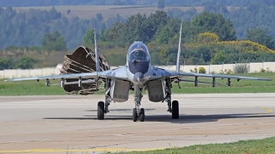 Photo ID 166839 by Tobias Ader. Slovakia Air Force Mikoyan Gurevich MiG 29UBS 9 51, 5304
