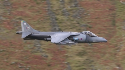 Photo ID 20545 by Neil Bates. UK Air Force British Aerospace Harrier GR9, ZG507